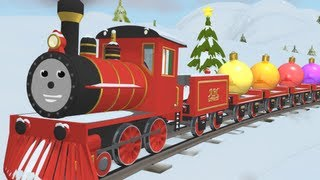 Learn Colors And Decorate The Tree With Shawn The Train