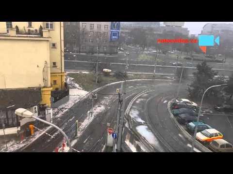 Že by byl sníh i v Praze?