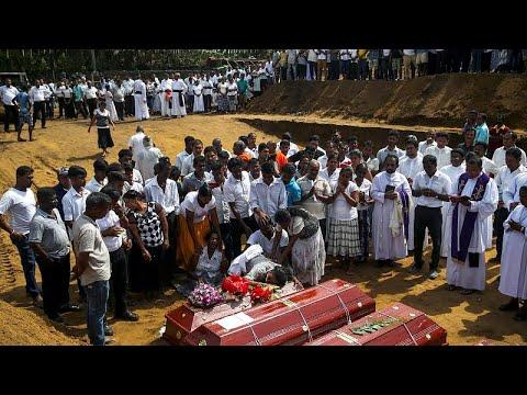 Σρι Λάνκα: Η πορεία των ερευνών