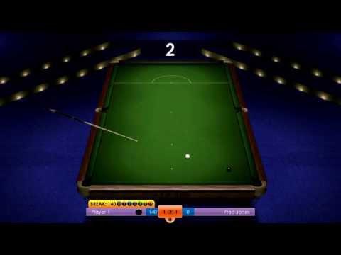 Video of IS Snooker Challenges