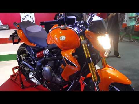 Benelli Bn 302 Thailand Motor expo 2013