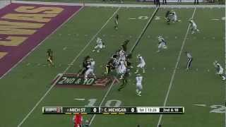William Gholston vs Central Michigan (2012)