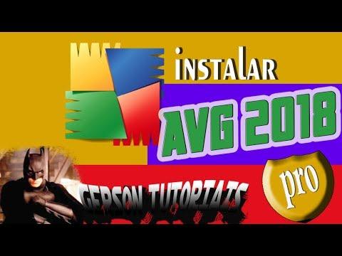 AVG Internet Security PRO 2018 2019 + Serial Key [ATUALIZADO 2018 2019]