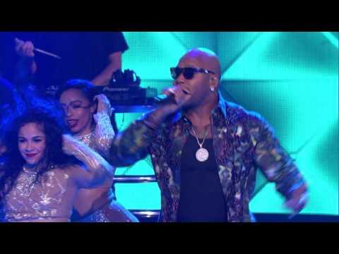 Flo Rida -  My House [Dick Clark's New Year's Rockin' Eve 2017]