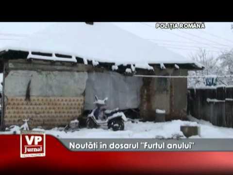 """Noutăți în dosarul """"Furtul anului"""""""