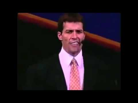 Goal Setting Tony Robbins   When Nothings Working