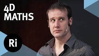 Matt Parker, comedian and mathematician, shows how four-dimensional shapes appear in a 3D world in this hands-on talk, featuring what is possibly the world's...