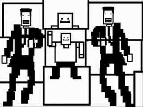 0 Scatman en version 8 bit.