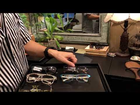 個人的におススメの銀座店のアランミクリ alain mikli видео