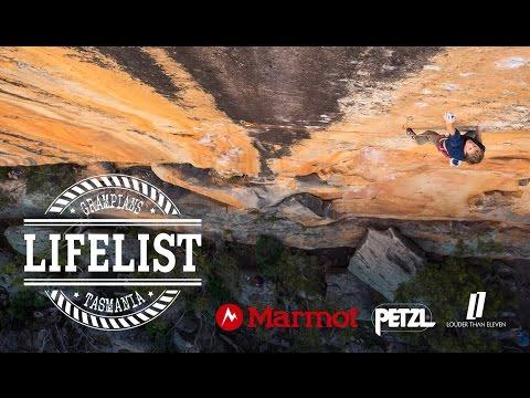 Lifelist - Climbing in Australia with Katha Saurwein and Jorg Verhoeven