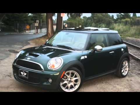 Mini Cooper S Noise When Turning it off stopping motor