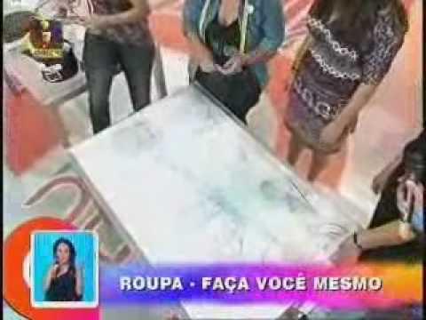 Você na TV - Lançamento burdaPortugal - 2ª parte