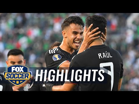 90 In 90: Mexico Vs. Cuba | 2019 CONCACAF Gold Cup Highlights