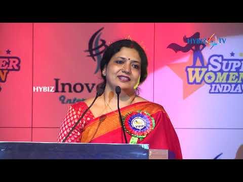 , Jeevitha Super Women India Awards