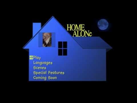Home Alone (1990) - DVD Menu