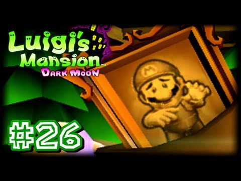 mansion videos - This is my 1080p HD Let's Play of Luigi's Mansion Dark Moon for the Nintendo 3DS! This is part 26 and in this video we start the fifth mansion, Treacherous M...