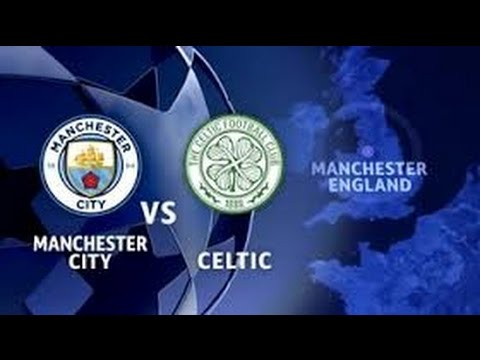 Manchester City 1 x 1 Celtic  Goals Highlights  Champions League 06-12-2016