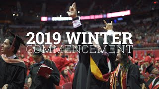 Commencement Recap: Winter 2019