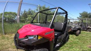 5. 2019 Polaris Industries RANGER 500 - New Side x Side For Sale - Hudson, WI