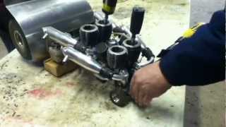 Rc Pulling Truck With 4 Motors