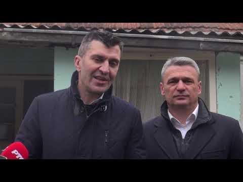 MINISTAR ZORAN ĐORĐEVIĆ POSETIO SAMOHRANU MAJKU NEVENU ŠIPETIĆ