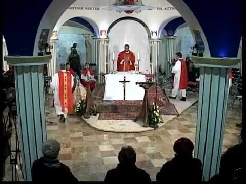 2015-04-03 Nagypénteki szertartás a Gazdagréti Szent Angyalok Plébánián