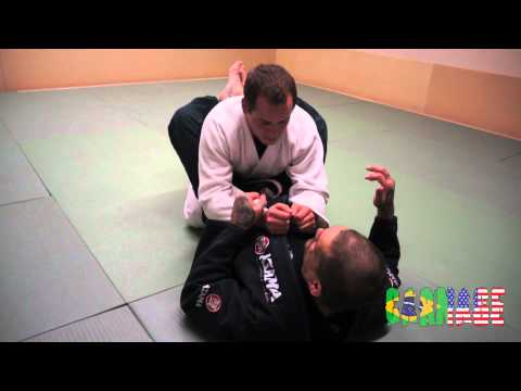 Daily BJJ: Flower Sweep from Guard - Carnage BJJ with Jaime Jara