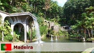 Madeira Island Portugal  city photos : Madeira - Portugal - The most beautiful sights