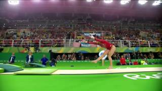Aly Raisman (USA) - Rio 2016 - Vault - Individual All-Around Final