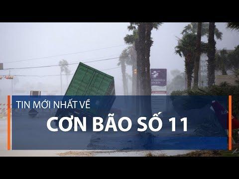 Tin mới nhất về cơn bão số 11 | VTC1 - Thời lượng: 77 giây.