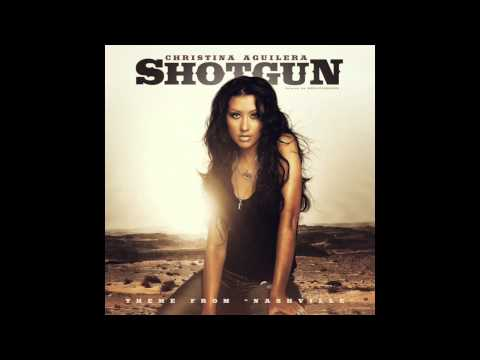Christina Aguilera - Shotgun (HQ)