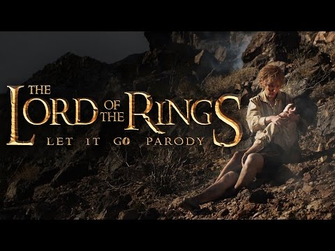 Lord - Middle-Earth has Frozen over in The Lord Of The Rings: Let it Go Parody by The Hillywood Show®! Follow the hobbits, Frodo Baggins and Samwise Gamgee, on their journey to destroy The One Ring...