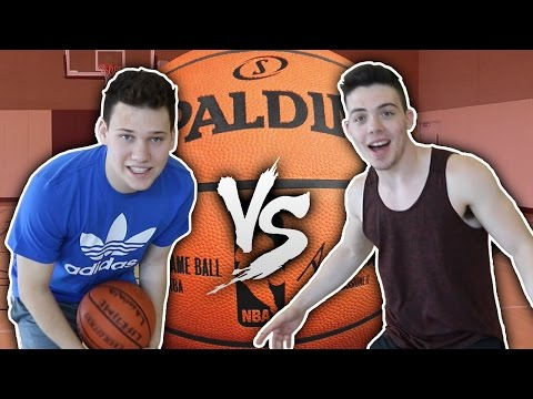 1 v 1 BASKETBALL JESSER VS FAZE ADAPT