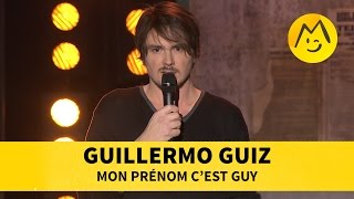 Guillermo Guiz - Mon prénom c'est Guy !Youtube : https://www.youtube.com/user/FestivalDuRireTVFacebook : https://www.facebook.com/Montreux.Comedy.FestivalTwitter : https://twitter.com/MontreuxComedyVine : https://vine.co/MontreuxComedyInstagram : https://instagram.com/montreuxcomedy/
