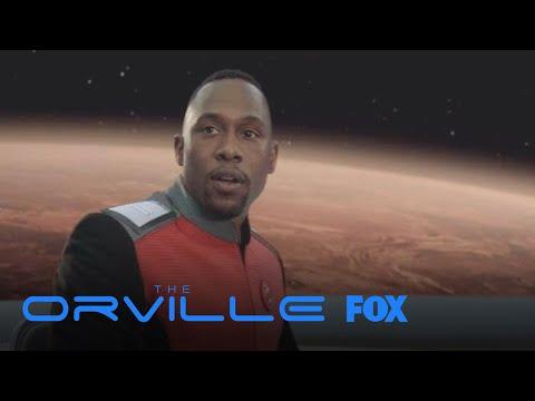 John Detects Warships Heading Towards The Orville | Season 1 Ep. 9 | THE ORVILLE