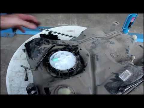 замена топливного бака форд фокус 2