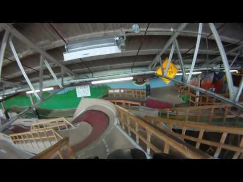 Rays Indoor MTB Park: 2015 (видео)