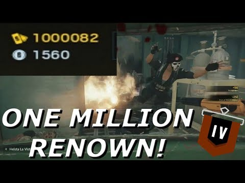 One Million Renown! Road To Copper Twitch Stream Highlight