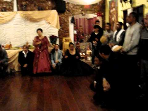 Festa do exu Rei das sete encruzilhada