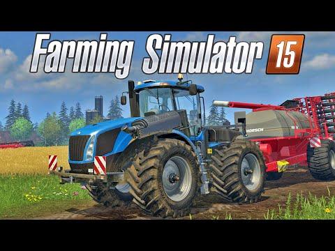 Novo Trailer Farming Simulator 2015