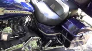 10. Used 2010 Harley Davidson FLHXSE CVO Street Glide Motorcycles for sale