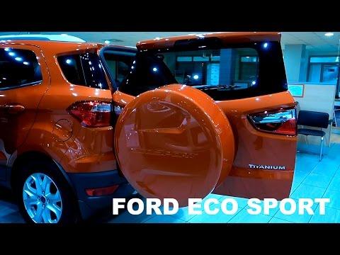 FОRD EcoSPORT - LIVE обзор!