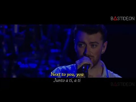 Sam Smith - Lay Me Down (Sub Español + Lyrics) (видео)
