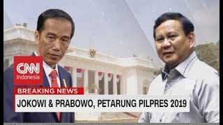 Video Jokowi & Prabowo, Pertarung Pilpres 2019, Ini Profilnya! MP3, 3GP, MP4, WEBM, AVI, FLV April 2019