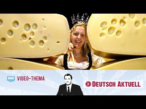 Käse mit Tradition: der Emmentaler | Deutsch lernen mit Videos