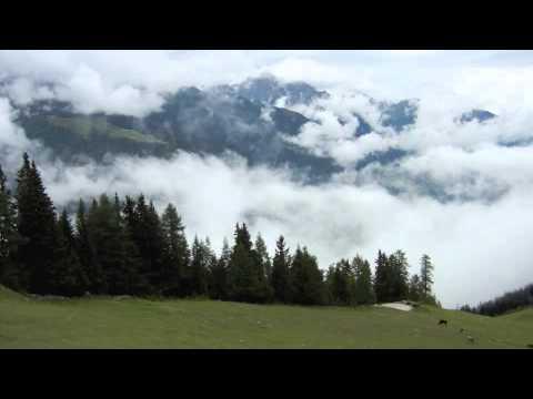 Stubaital Pinnisalm (видео)