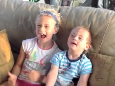 Watch video Down Syndrome: Thanks from Shabang!