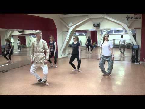 Индийские танцы от Якова Бельского