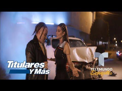Historias de amor - La historia de amor de Greeicy y Nacho  Telemundo Deportes