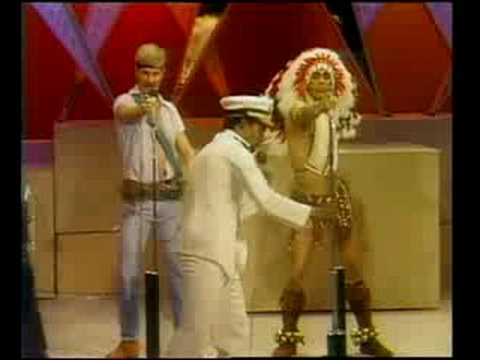 The Village People - Go West music video 1979.